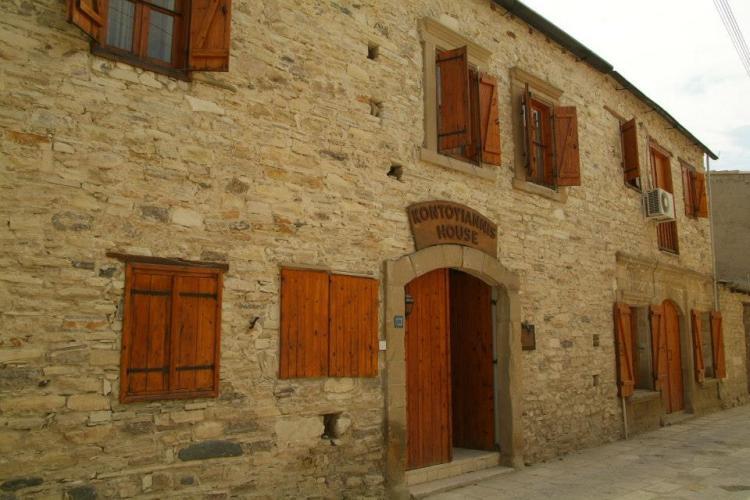 Kontoyiannis House Cyprus 1