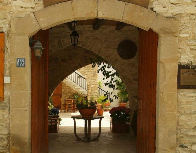 Kontoyiannis House Cyprus 2